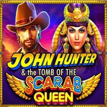 John Hunter: Tomb of the Scarab Queen