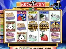 MegaJackpots Monopoly
